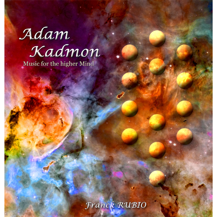 Adam Kadmon CD Cover