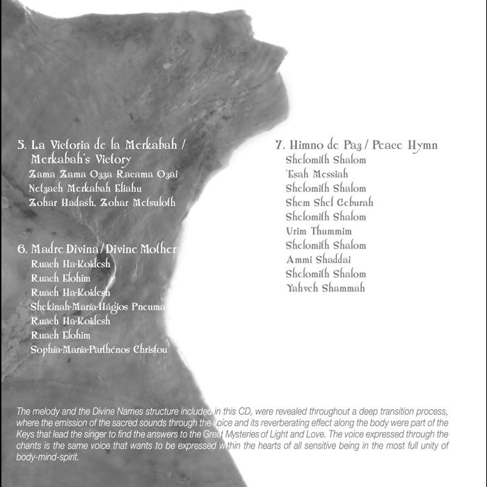 Divine Revelation Song List 2