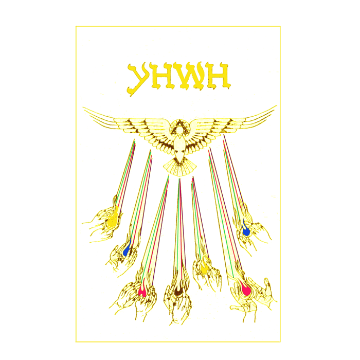 De Sleutels van Enoch Cover