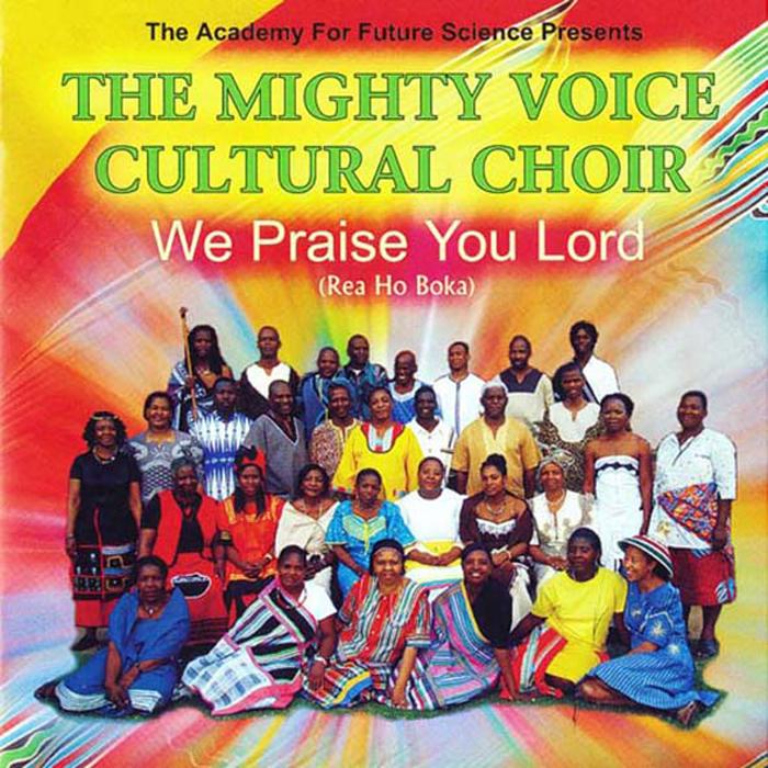 Rea Ho Boka - Mamelodi Choir CD