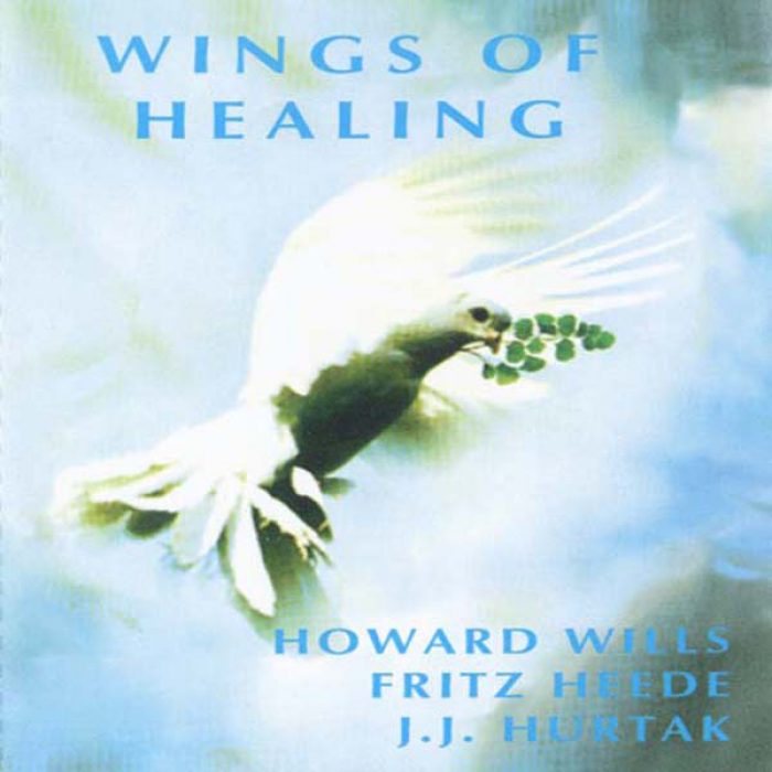 Wings of Healing CD